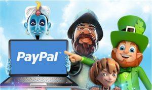 Free Spins PayPal Slot-Zeichen